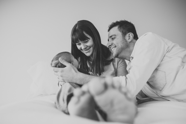 Lifestyle Newborn Photography Sydney